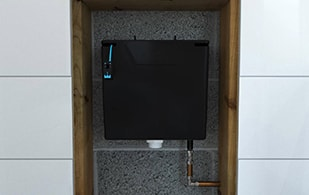 Skylo Universal Concealed Cistern Installation