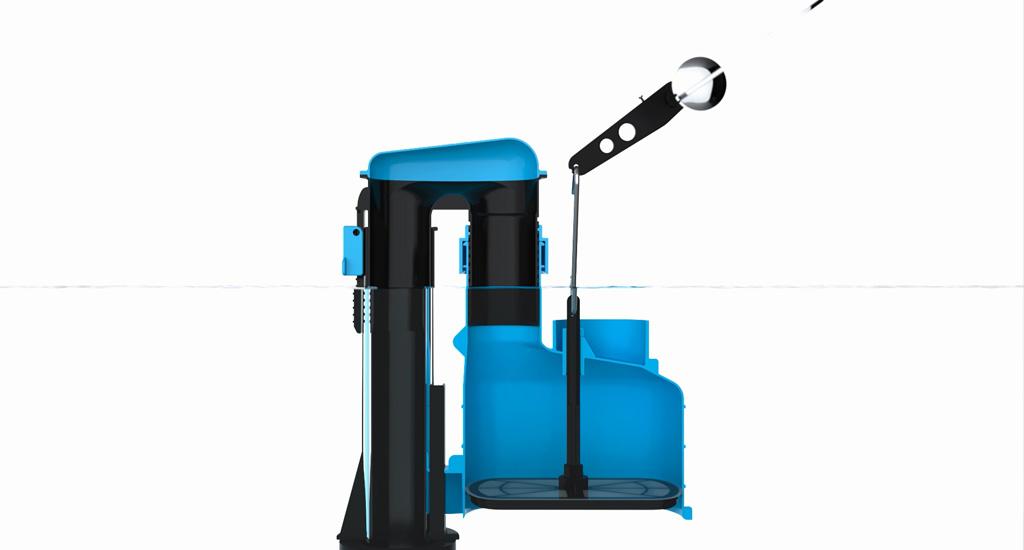 How a dual flush syphon works | Viva