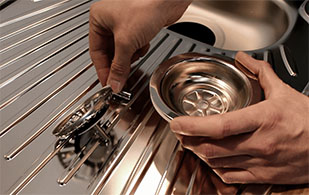 How To Install A Basket Strainer Sink Waste